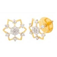Royal Delight Diamond Earrings