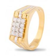 Vivacious Diamond Ring for Men