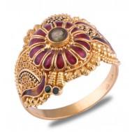 Chandrima Gold Ring