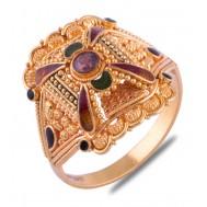Ishani Gold Ring