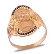 Nirvi Gold Ring
