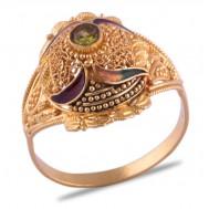 Kashvi Gold Ring
