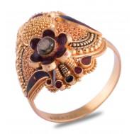 Lavni Gold Ring