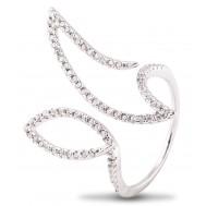 Peppy Beauty Sterling Silver Ring