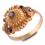 Sahira Gold Ring