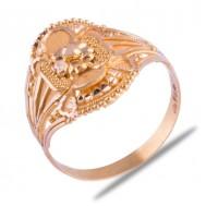 Vikritti Gold Ring