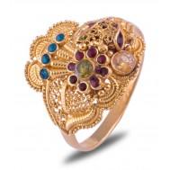 Ubika Gold Ring
