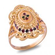 Varshana Gold Ring