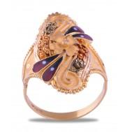 Zenisha Gold Ring