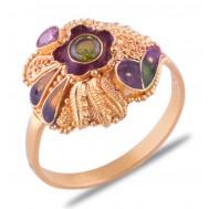 Wamanshi Gold Ring