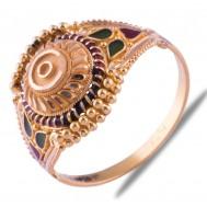 Kanushi Gold Ring