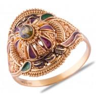 Divi Gold Ring