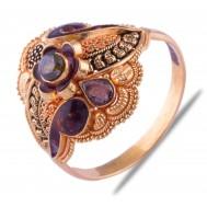 Mahika Gold Ring