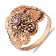 Kiva Gold Ring