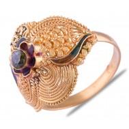 Druhi Gold Ring