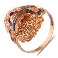 Enakshi Gold Ring