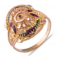 Laavee Gold Ring