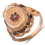 Yashvi Gold Ring