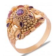 Janavika Gold Ring