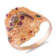 Navika Gold Ring