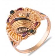 Virika Gold Ring