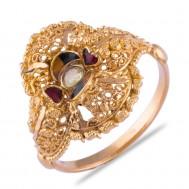 Yuti Gold Ring