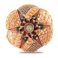 Prashi Gold Ring