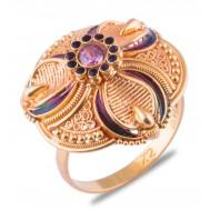 Brisha Gold Ring