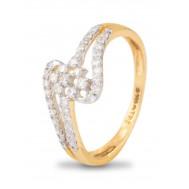 Ducky Diamond Ring