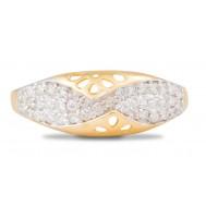 Striking Treasure Diamond Ring