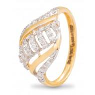 Resplendent Diamond Ring