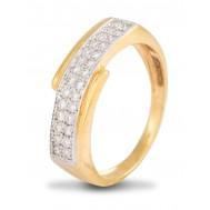 Yearning Oomph Diamond Ring