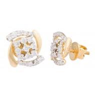 Superior Imagination Diamond Earrings