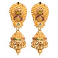 Hiranmayi Gold Jhumki