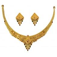 Sapno Ki Rani Gold Necklace