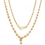 Jubilant Gold Chain