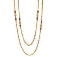 Intricate Art Gold Chain