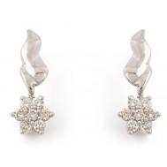 Droop Star Earrings