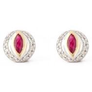 Royal Bloom Earrings