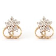 Glaring Star Earrings