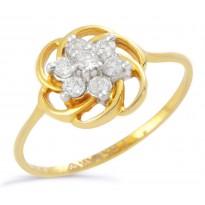Love Twister  Ring