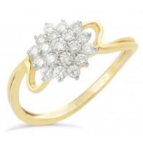 Tinkle Twist Ring