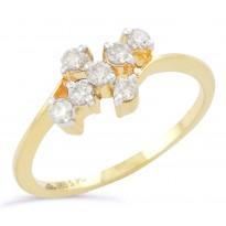 Dancing Belle Ring