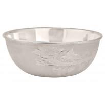 Silver Fancy Bowl