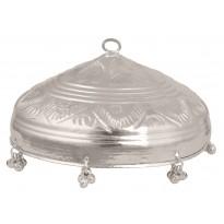 Silver Vaishno Devi Chhatra