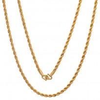 Celestial Glow Gold Chain