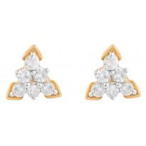 The Sunlit Trinity Earrings