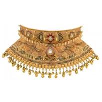 Khama Ghani Gold Set