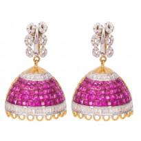 Gracious Heed Diamond Earring