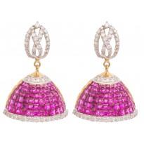 Pimpernel Diamond Earring